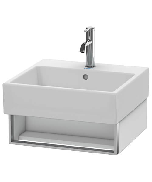 Duravit Vero Air 431mm Depth Wall Mounted Vanity Unit With Towel Rail