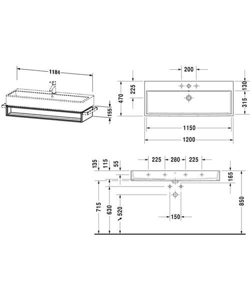 Technical drawing 59549 / VA602401818