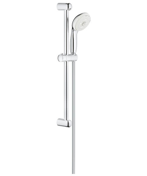 Grohe New Tempesta Shower Rail Set With 4 Spray Pattern
