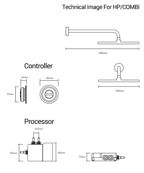 Technical drawing 60308 / QZD.A1.BR.18