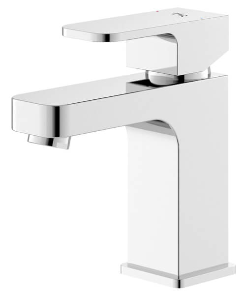 Hudson Reed Astra Single Lever Chrome Basin Mixer Tap