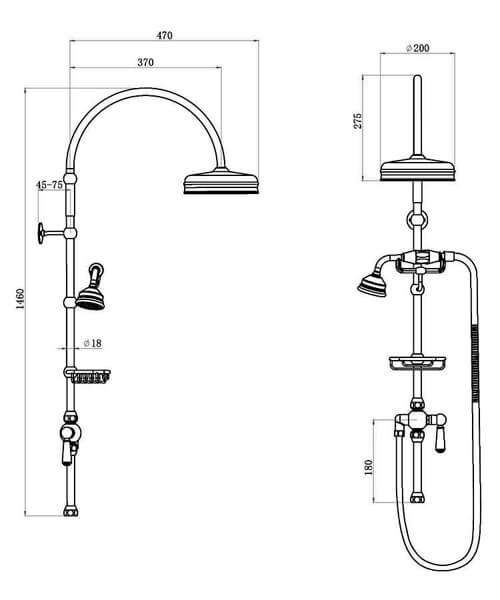Technical drawing 53900 / AM319