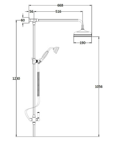 Technical drawing 4289 / AM312