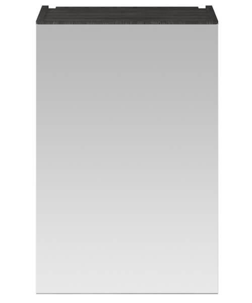 Alternate image of Hudson Reed Fusion 450 x 715mm Single Door Mirror Cabinet