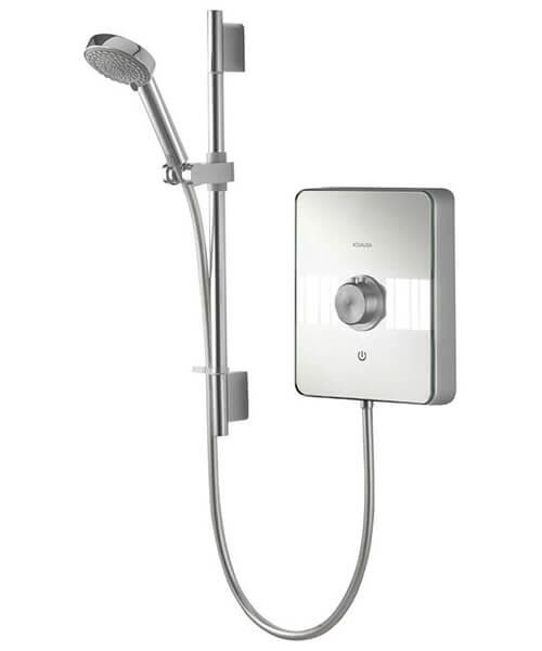 Aqualisa Lumi Electric Shower With Adjustable Head