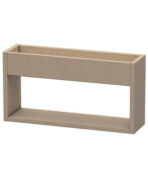 Alternate image of Duravit Ketho 500 x 240mm Wall Shelf