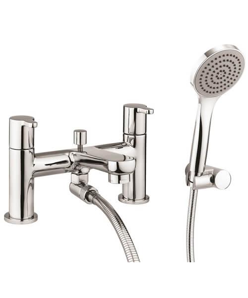 Crosswater Nova Bath Shower Mixer Tap with Kit