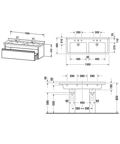 Technical drawing 27071 / KT666601818