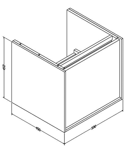 Technical drawing 62082 / IF5000DWG