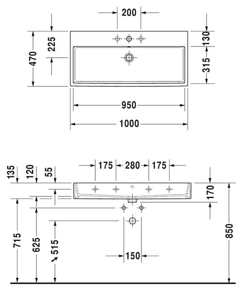 Technical drawing 32635 / 2350500028