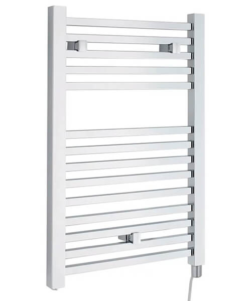 Additional image of Hudson Reed Eton Electric Heated Towel Rail