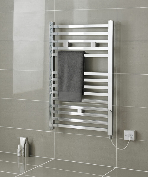 Hudson Reed Eton Electric Heated Towel Rail