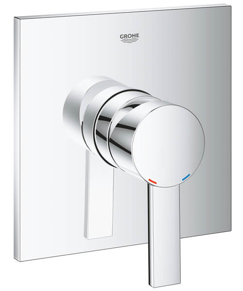 Grohe Allure Chrome Single Lever Shower Mixer Trim