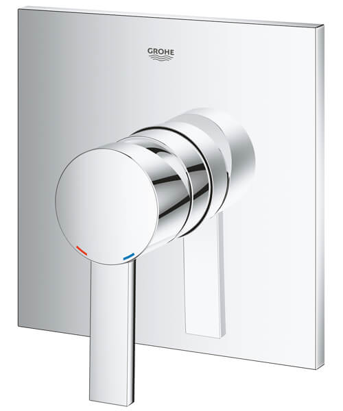 Additional image of Grohe Allure Chrome Single Lever Shower Mixer Trim