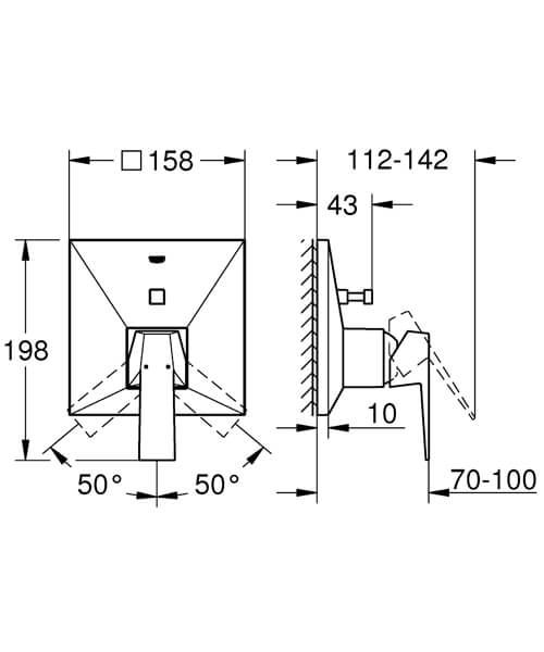 Technical drawing 55509 / 24072000