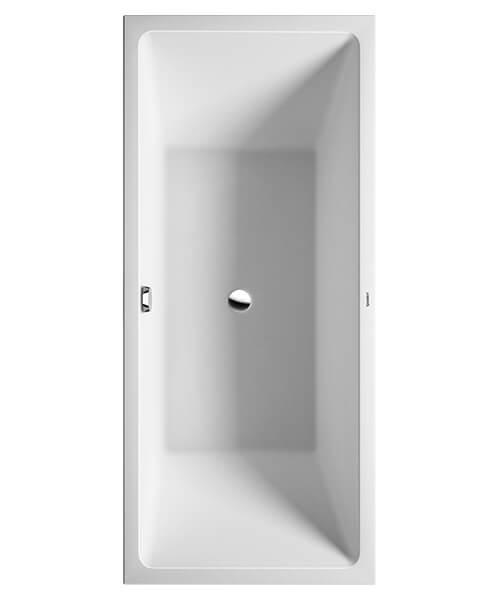 Duravit Vero Air Corner Bath With Seamless Acrylic Panel 1800 x 800mm