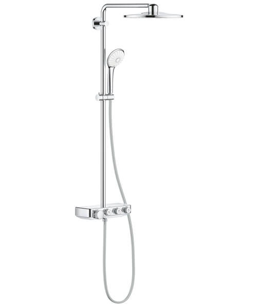 Grohe Euphoria Smartcontrol 310 Duo Shower System With Thermostat