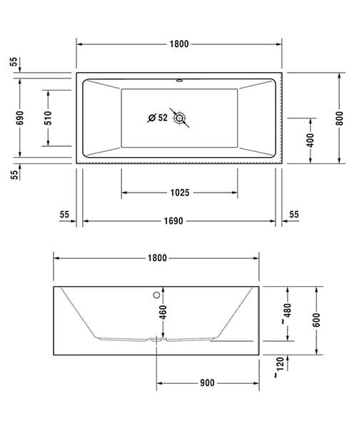 Technical drawing 58665 / 700418000000000