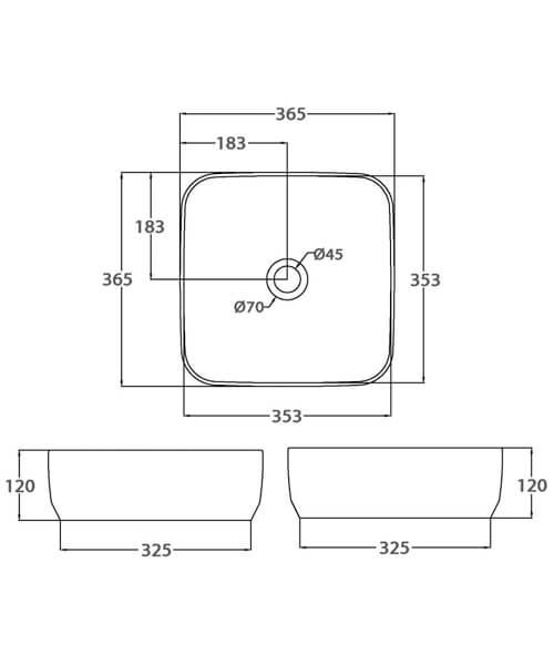 Technical drawing 53984 / NBV163