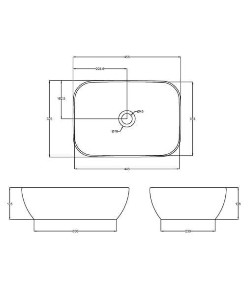 Technical drawing 53985 / NBV158