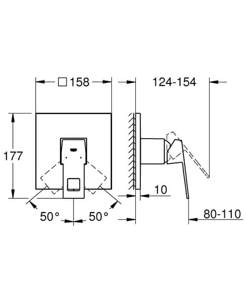 Technical drawing 55527 / 24061000