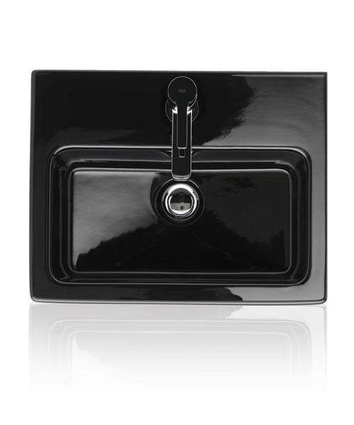 Additional image of Duravit Vero Handrise Washbasin 450 x 350mm