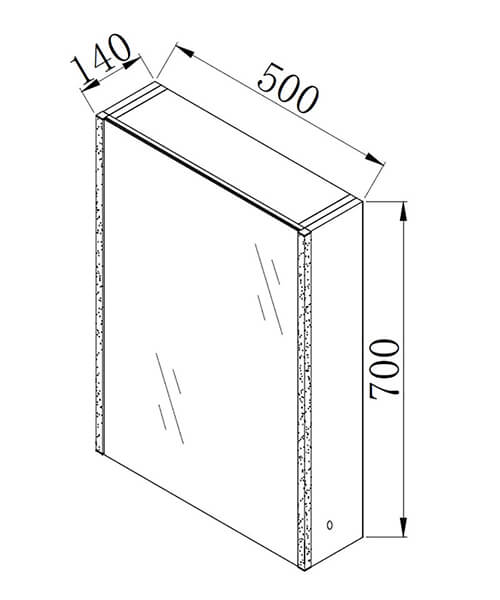 Technical drawing 64001 / LQ093