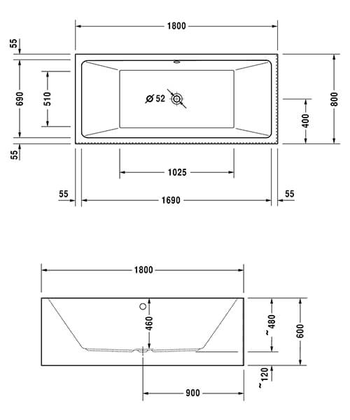 Technical drawing 58671 / 760415000AS0000