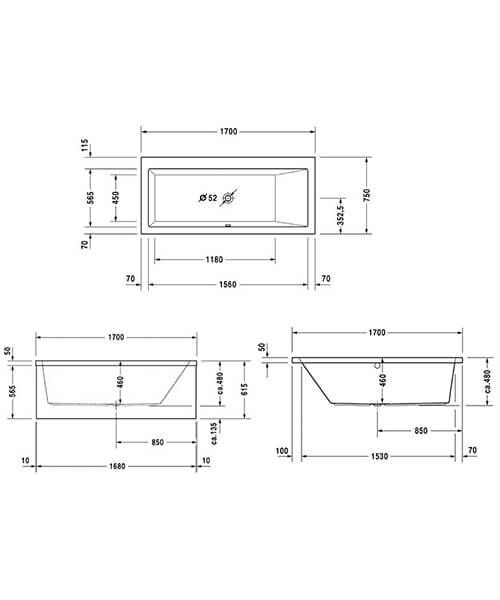 Technical drawing 50508 / 760133000JS1000
