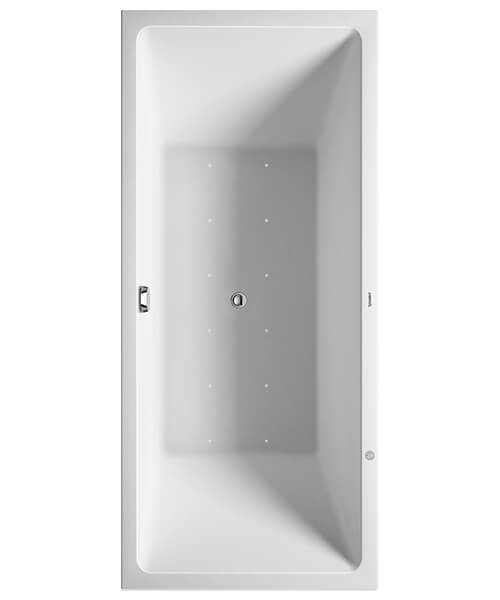Duravit Vero Air 1800 x 800mm Freestanding Whirltub With Air System