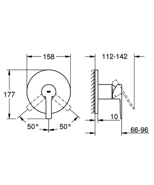 Technical drawing 55469 / 24063001