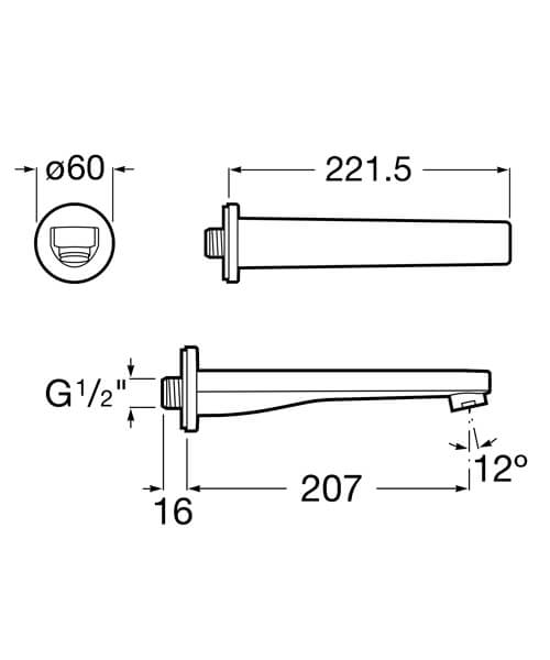 Technical drawing 41775 / 525308900