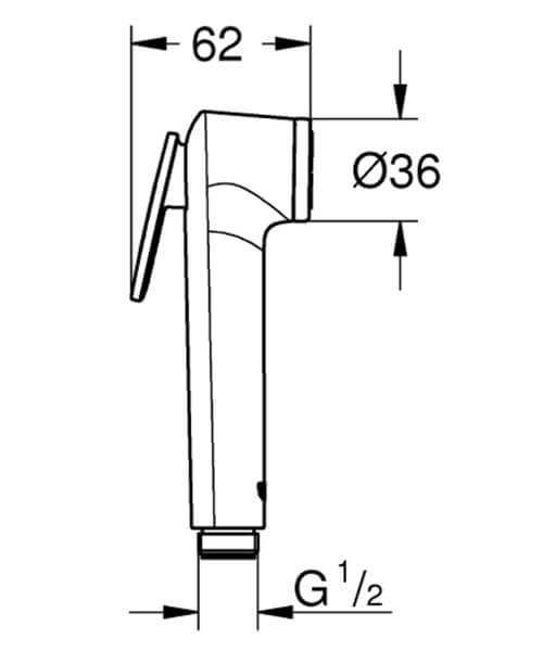 Technical drawing 55470 / 28020L01