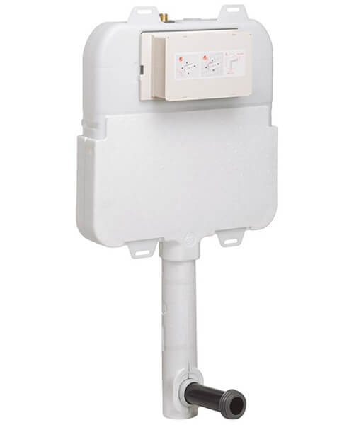 Crosswater Taller Concealed WC Cistern