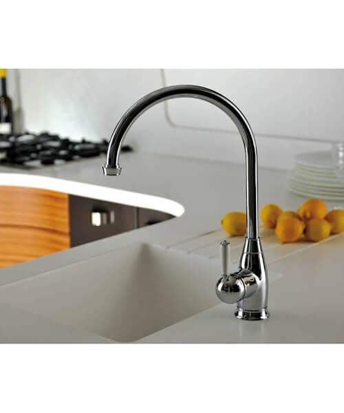 Additional image of Abode Astbury Single Lever Kitchen Mixer Tap