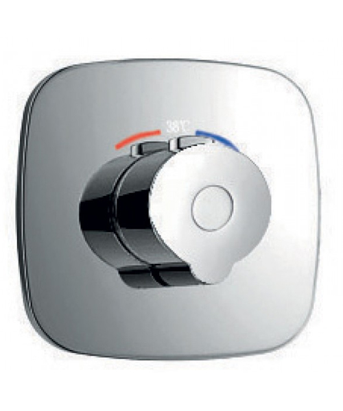 Flova Allore Concealed Thermostatic Mixer Valve