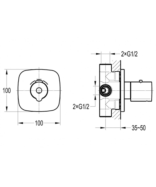 Technical drawing 60321 / ALT111
