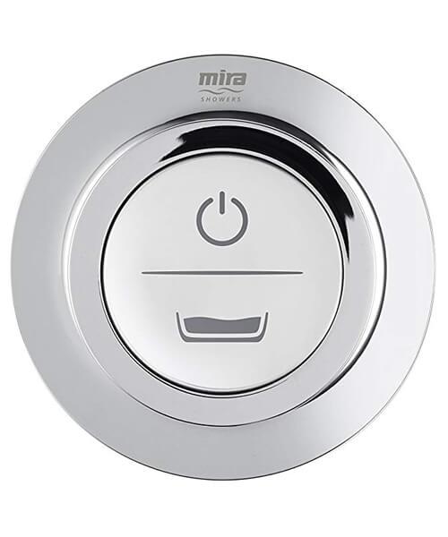 Mira Mode Digital Controller With Overflow Bath Filler