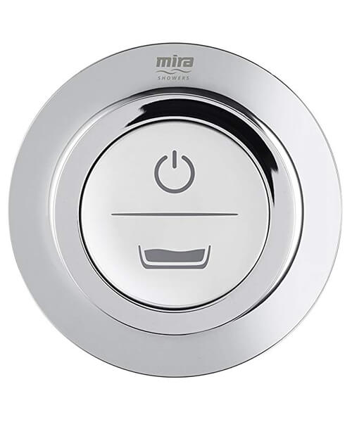 Alternate image of Mira Mode Digital Controller With Overflow Bath Filler