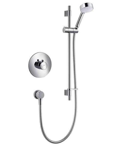 Mira Minilite Built In Valve Thermostatic Mixer Shower