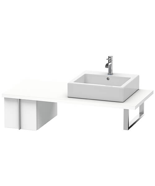 Duravit Vero Air 518mm Depth 1 Pull-Out Compartment Cabinet For Console