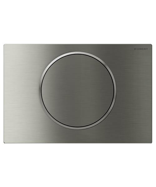 Geberit Sigma10 Single Flush Plate Stainless Steel