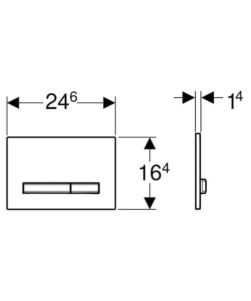 Technical drawing 61834 / 115.788.JM.2