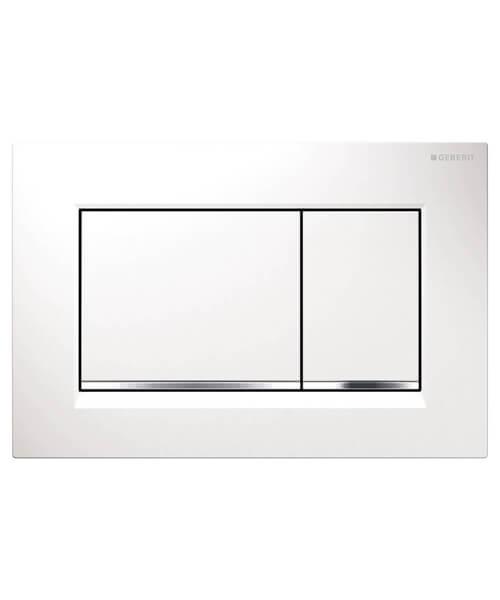 Geberit Sigma30 246 x 164mm Dual Flush Plate