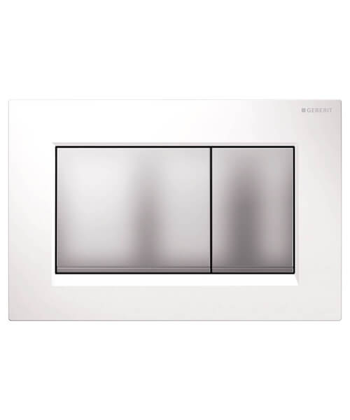 Additional image of Geberit Sigma30 246 x 164mm Dual Flush Plate