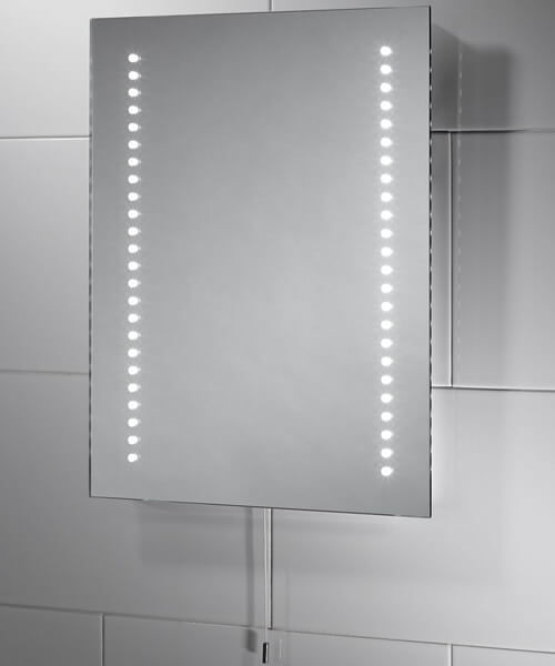 Sensio Ester 390 x 500mm Slimline LED Mirror