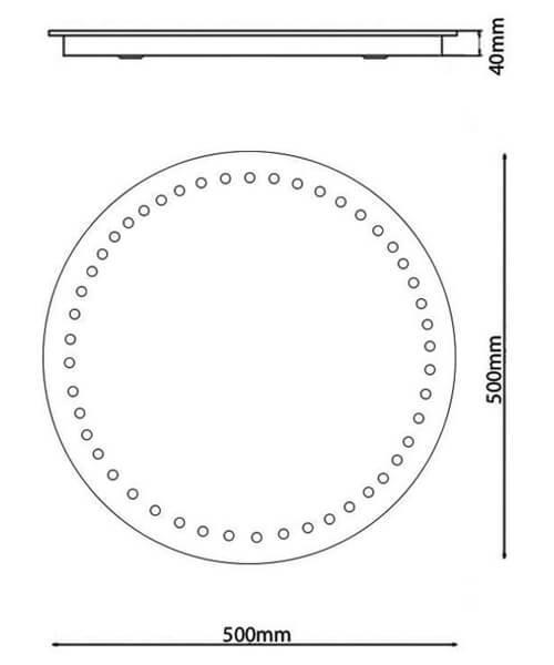 Technical drawing 56109 / SE30516C0