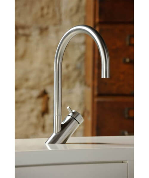 Additional image of Abode Diagon Single Lever Kitchen Mixer Tap
