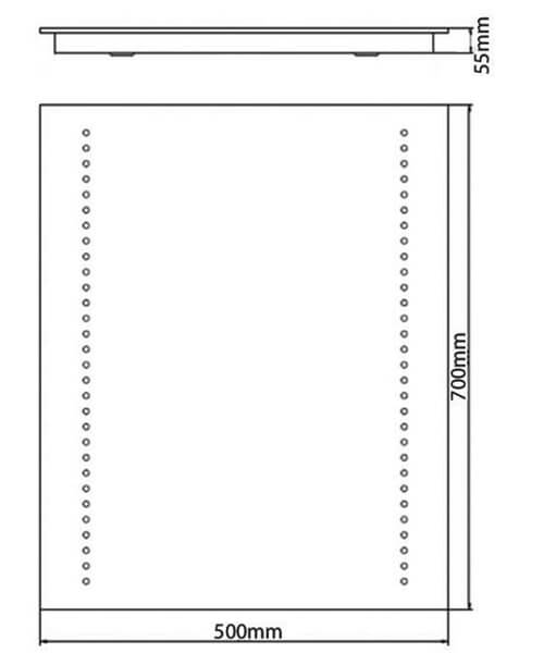 Technical drawing 56107 / SE30696C0.1