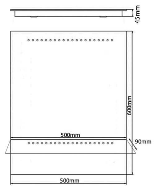 Technical drawing 56105 / SE30566C0.1
